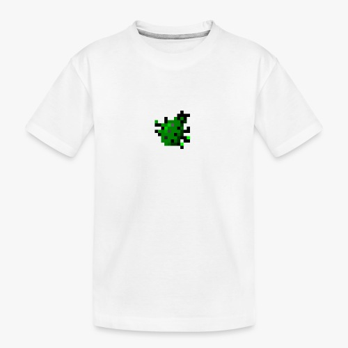 BUG2 png - Teenager Premium Organic T-Shirt