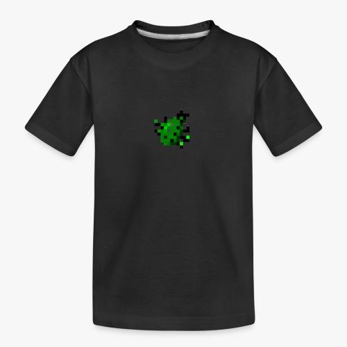 BUG2 png - Teenager Premium Organic T-Shirt
