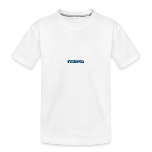 Phoenix D - Teenager Premium Organic T-Shirt