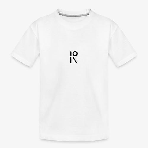 Tic Tac logo - Ekologisk premium-T-shirt tonåring