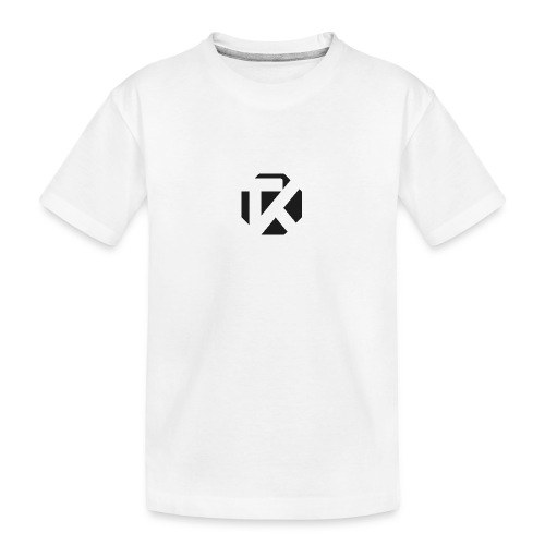 Logo TK Noir - T-shirt bio Premium Ado