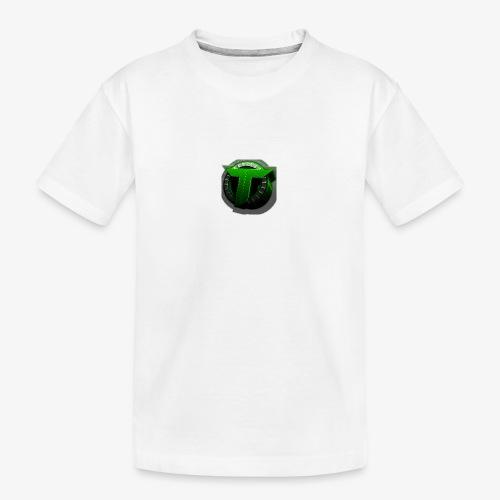 TEDS MERCHENDISE - Premium økologisk T-skjorte for tenåringer