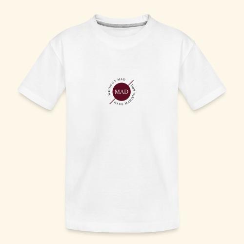 Olive im Glas - Teenager Premium Bio T-Shirt