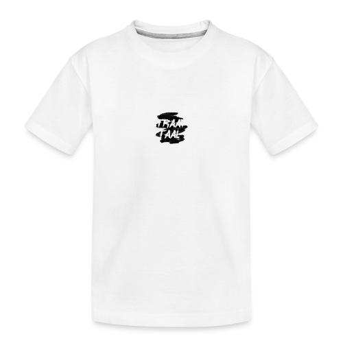 Kleding - Teenager premium biologisch T-shirt