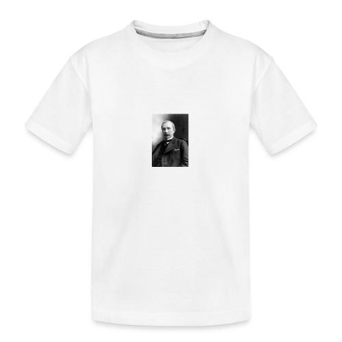 Rockerfeller - Teenager premium T-shirt økologisk