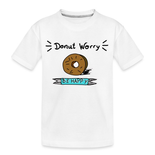 Donut - Love - Teenager Premium Bio T-Shirt