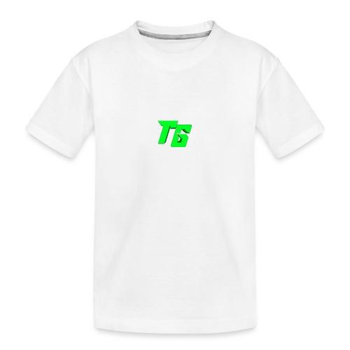 Tristan Jeux marchandises logo - T-shirt bio Premium Ado