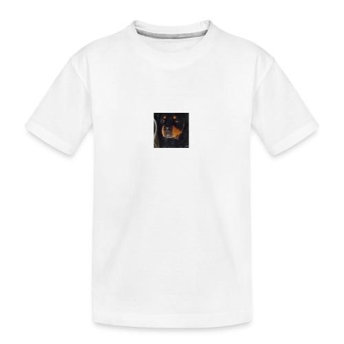 hoodie - Teenager Premium Organic T-Shirt