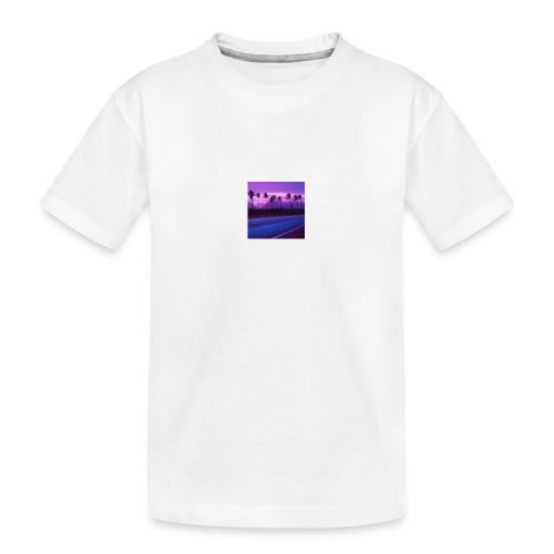 SoVVave - Ekologiczna koszulka młodzieżowa Premium
