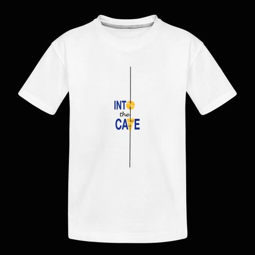 Into the cave PFAD - Teenager Premium Bio T-Shirt