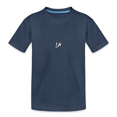 Linda Newby Logo - Teenager Premium Organic T-Shirt