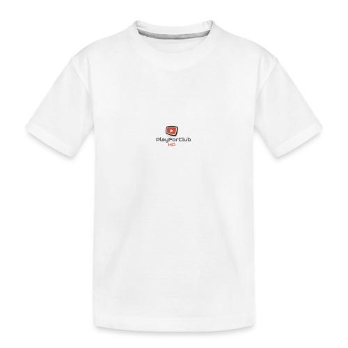 PlayForClub HD - T-shirt bio Premium Ado
