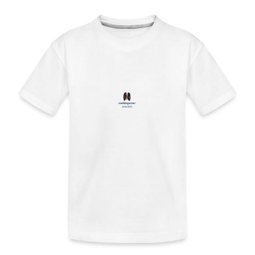 roeldegamer - Teenager premium biologisch T-shirt
