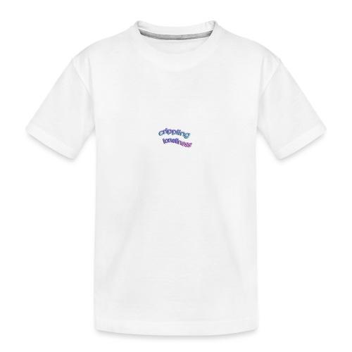 Crippling Loneliness - Camiseta orgánica premium adolescente