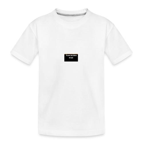 T-shirt staff Delanox - T-shirt bio Premium Ado