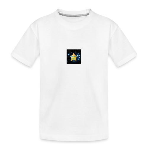 Logo Janvier-Juin 2017 de StarStudio LeLive ! - T-shirt bio Premium Ado