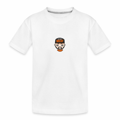 KingB - Teenager Premium Organic T-Shirt