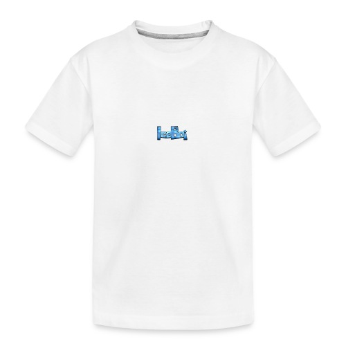 THE ICE SHIRT - Teenager premium T-shirt økologisk