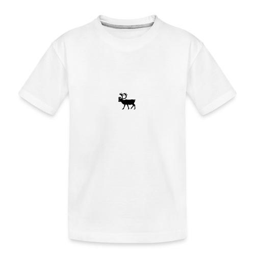 Le Caribou - T-shirt bio Premium Ado