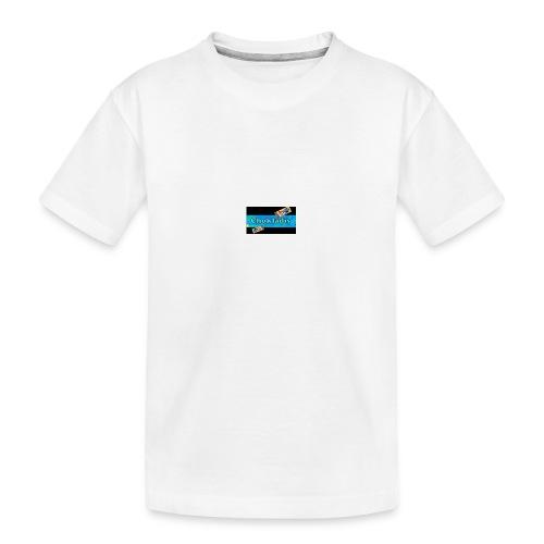 Chokladis Barn T-Shirt - Ekologisk premium-T-shirt tonåring