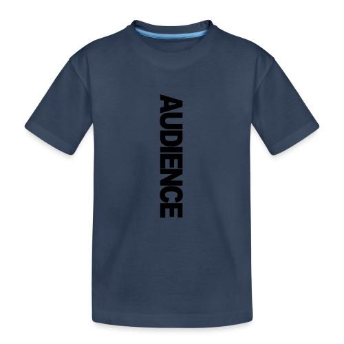 audienceiphonevertical - Teenager Premium Organic T-Shirt
