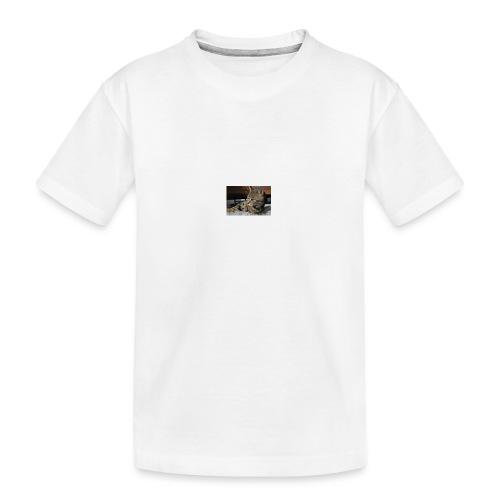 ILOVECATS Polo - Teenager premium biologisch T-shirt