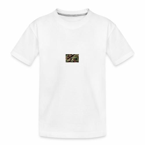 camu - Camiseta orgánica premium adolescente