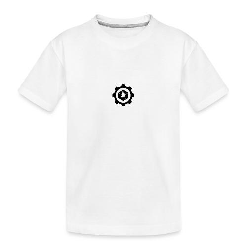Jebus Adventures Logo (Transparent) - Teenager Premium Organic T-Shirt