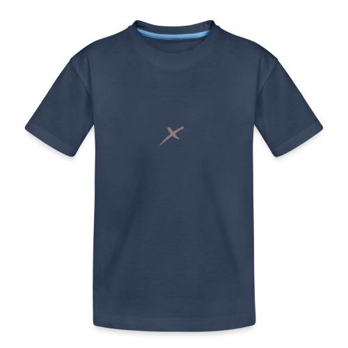 X-Clothing v0.1 - Camiseta orgánica premium adolescente