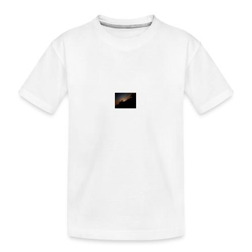 Cielo eclipsado - Camiseta orgánica premium adolescente