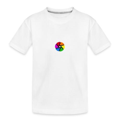 Shop Logo - Teenager Premium Bio T-Shirt