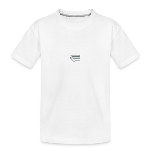 Edmondson's YouTube Logo - Teenager Premium Organic T-Shirt