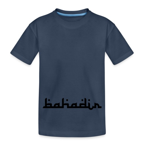 bahadir logo1 png - Teenager Premium Bio T-Shirt