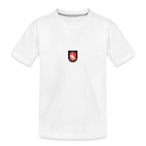 AC Vollkraft Logo - Teenager Premium Bio T-Shirt
