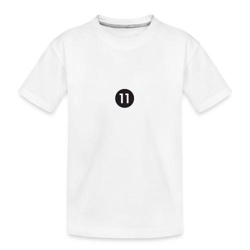 11 ball - Teenager Premium Organic T-Shirt
