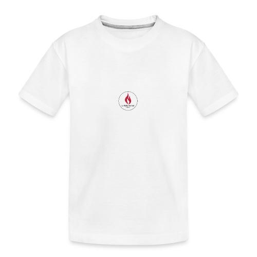 Logo Notte dei falo 2 - Maglietta ecologica premium per ragazzi