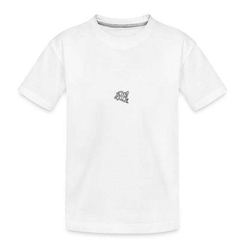 Merch Logo - Teenager Premium Organic T-Shirt