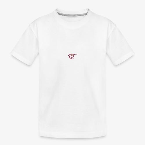 LiT CO Logo #1 - Teenager Premium Organic T-Shirt