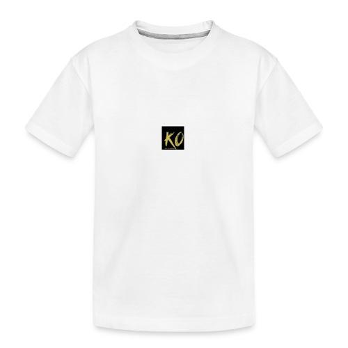 k.o-ousmanekebe - T-shirt bio Premium Ado