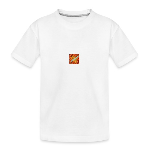 sverimasken2 - Ekologisk premium-T-shirt tonåring