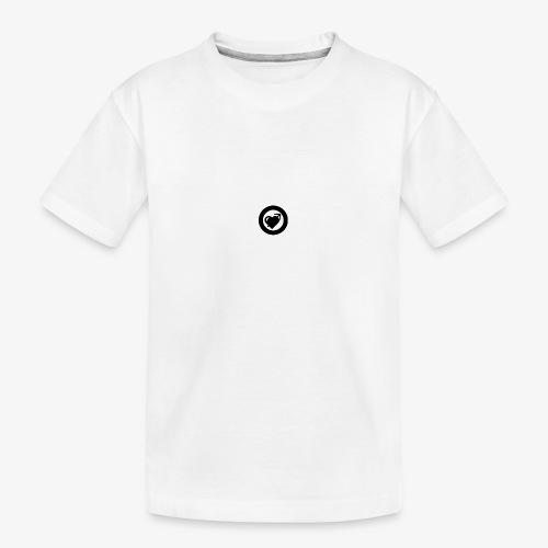 LOOVE (SS18) - Maglietta ecologica premium per ragazzi