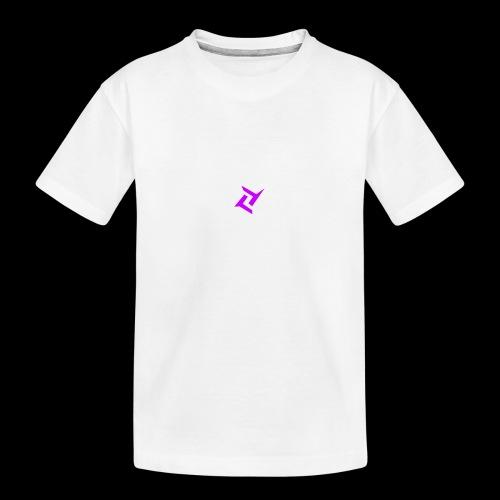 SVN vector design png - Teenager premium biologisch T-shirt