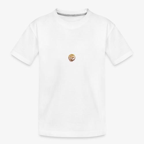 Elemental Vintage logo - Teenager Premium Organic T-Shirt