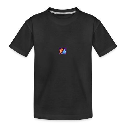 The flame - Teenager Premium Organic T-Shirt