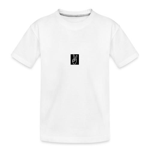 MVlogsmerch - Teenager Premium Organic T-Shirt