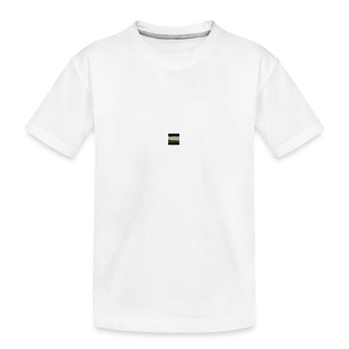 emilking44gaming youtube logo - Ekologisk premium-T-shirt tonåring