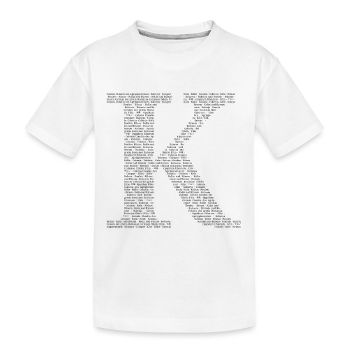 K - Teenager Premium Bio T-Shirt