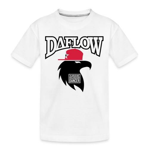 DANCER'S DAFLOW EAGLE EMBLEM ADLER - Teenager Premium Bio T-Shirt