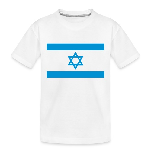 Israel - Teenager Premium Bio T-Shirt