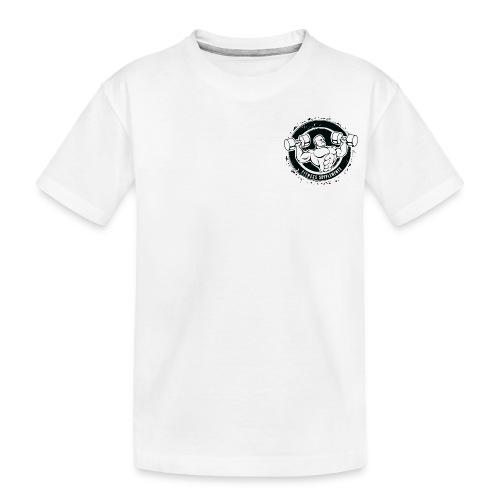 Fitness supplements - Teenager premium T-shirt økologisk
